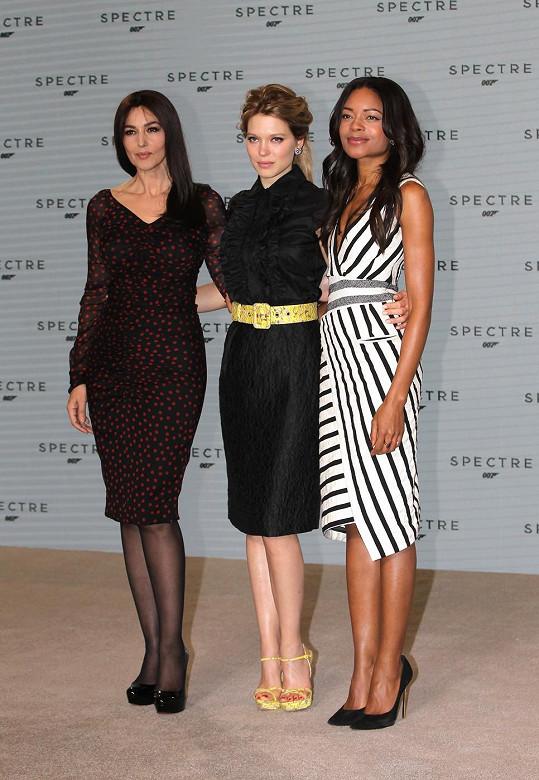 Ve 24. pokračování zastupují ženskou krásu tyto dámy...