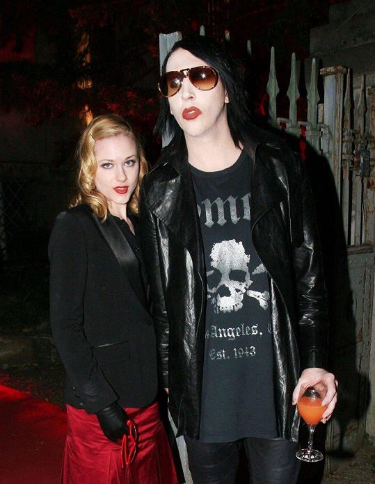 Kdysi randila s Marilynem Mansonem.