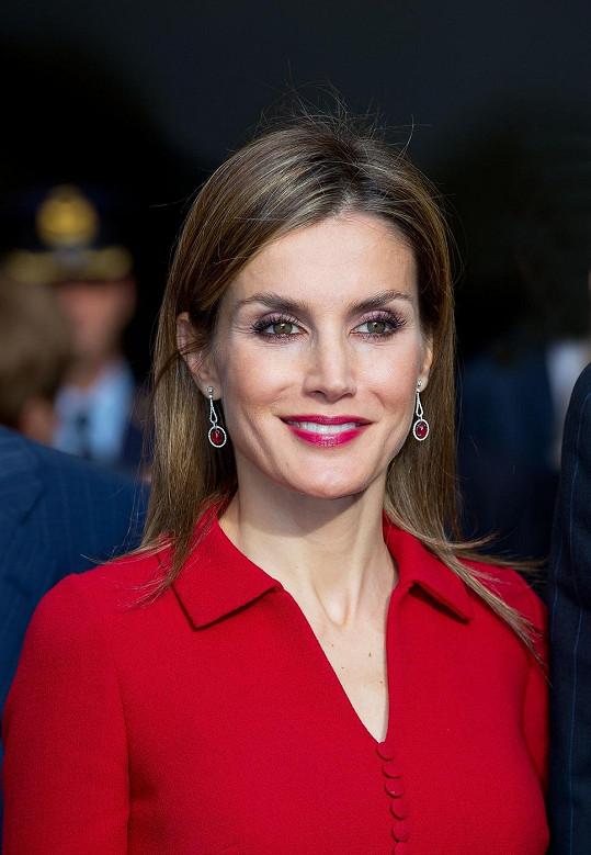 Letizia Španělská upřednostňuje jednodušší outfity