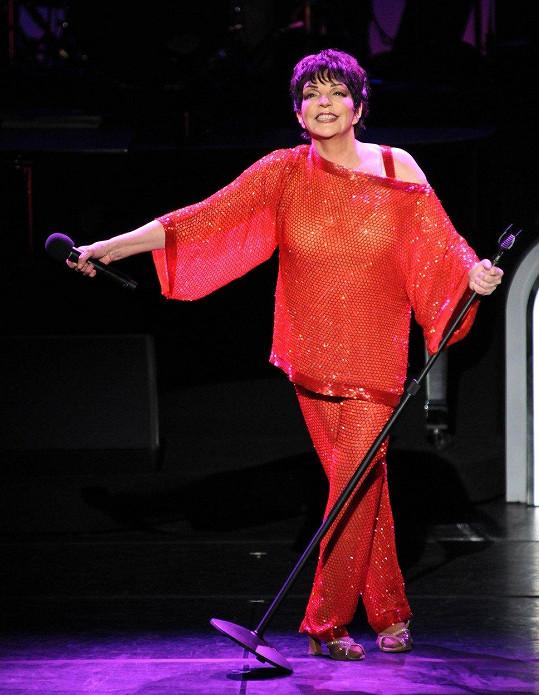 Lizu Minnelli připomene první díl Tváře písní New York, New York