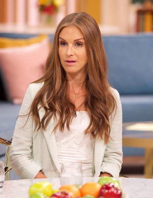 Nikki Grahame prohrála boj a anorexií.
