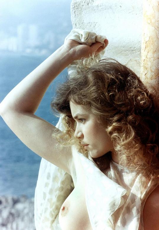 Film Afrodita herečku proslavil.