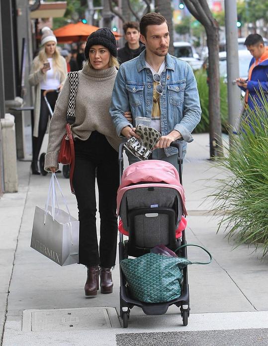 Herečka a muzikant spolu mají dceru Banks, která v říjnu oslaví dva roky.