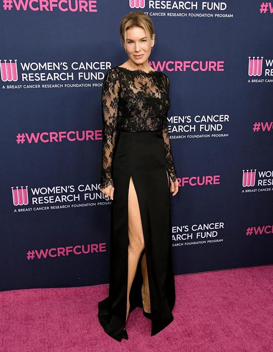 Drobounká Renée Zellweger si kvůli roli Bridget Jones užila své.