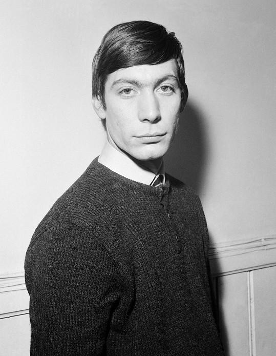 Charlie Watts se připojil k The Rolling Stones v roce 1963.