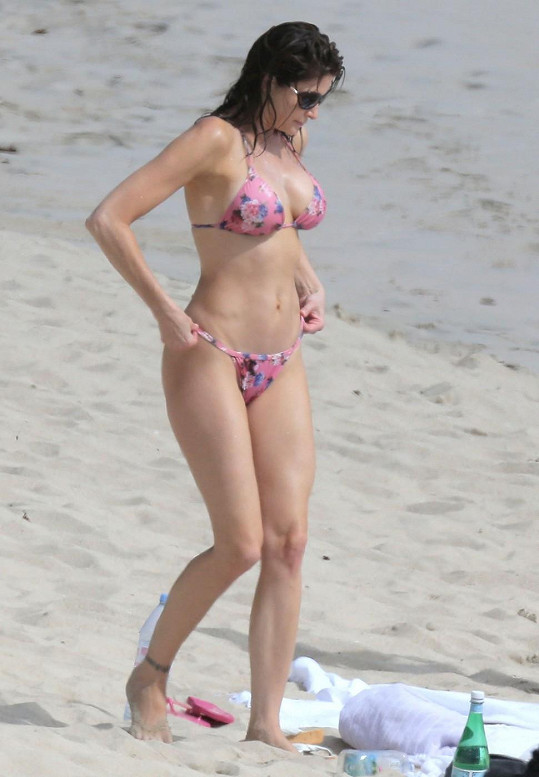 Stephanie oslaví konec roku v Karibiku.