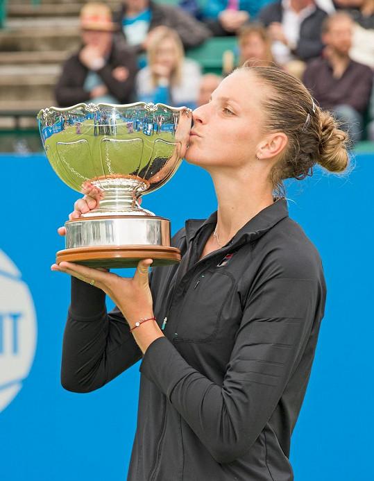Karolína vyhrála svůj první letošní turnaj.