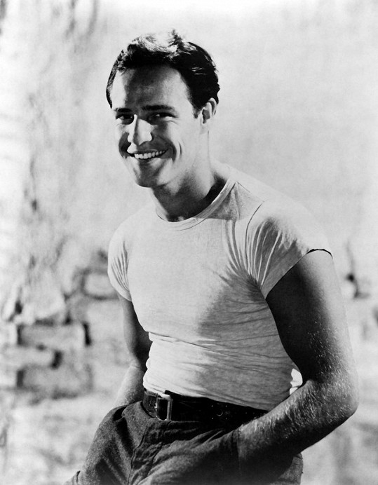 Marlon Brando byl povážován za nejlepšího herce Hollywoodu.