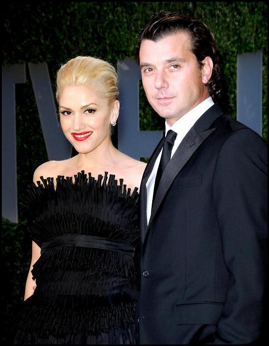 Soud ukončil manželství Gwen Stefani a Gavina Rossdala