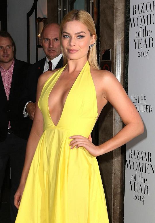 Margot Robbie získala od známého časopisu cenu Objev roku.