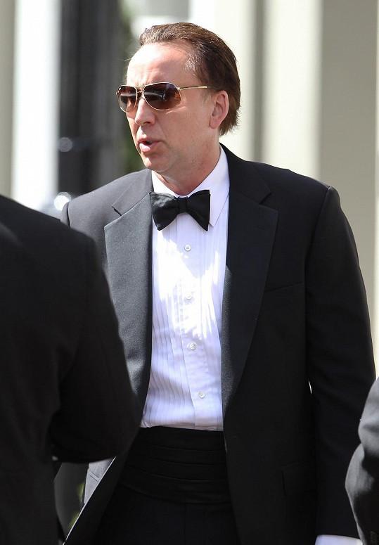 Nicolas Cage netuší, že má dvojníka.