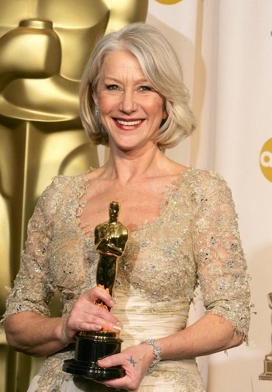 Mirren je uznávanou herečkou.