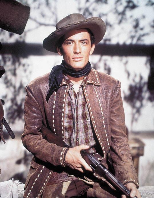 Gregory Peck po sebevraždě syna dva roky odmítal natáčet.
