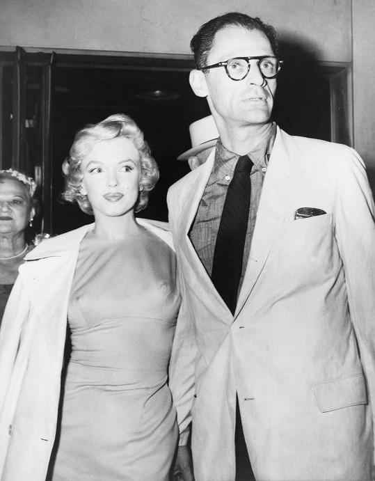 Rozpad posledního manželství s Arthurem Millerem jí zlomil srdce.