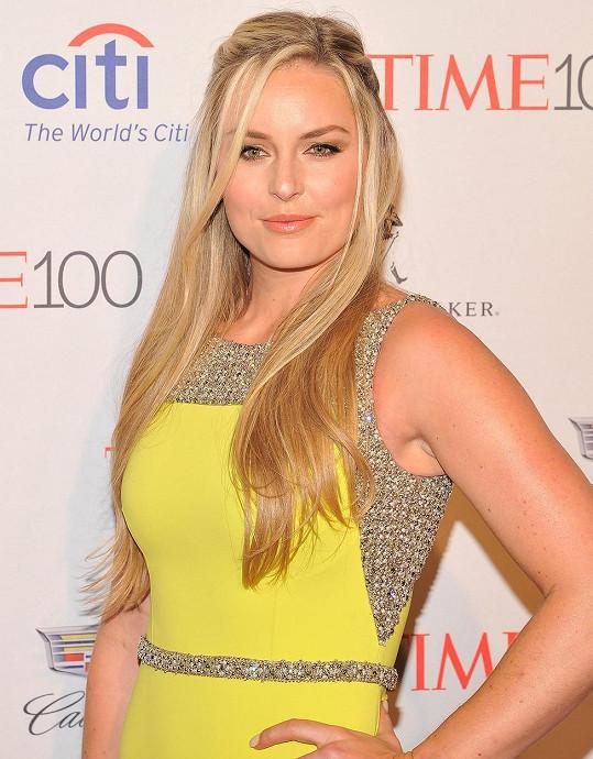 Lindsey patří k nejkrásnějším světovým sportovkyním.