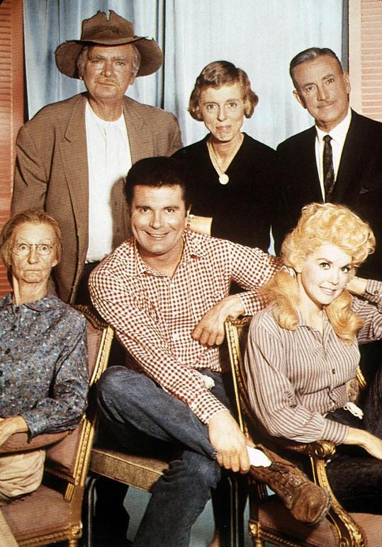 S kolegy z legendárního seriálu Burani z Beverly Hills