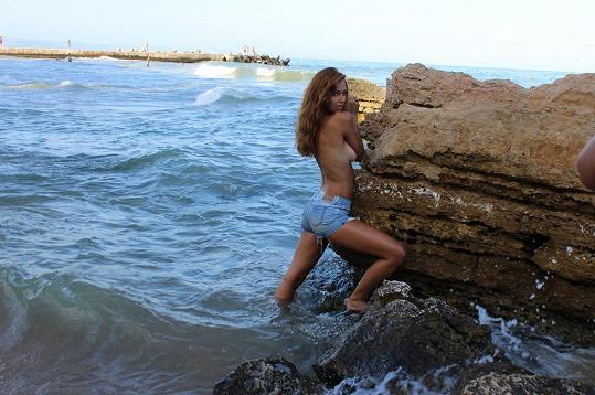 Lucie Kovandová patří mezi naše nejkrásnější modelky.