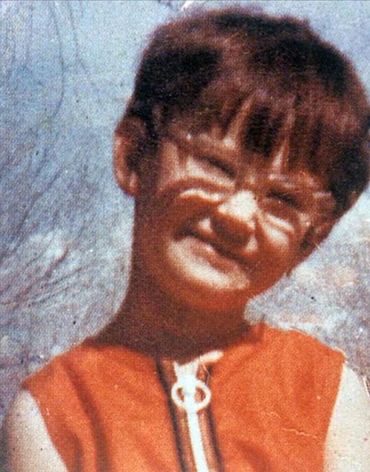 Demi Moore jako malá holčička