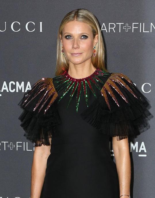Gwyneth Paltrow proslula jako fiflena s hvězdnými manýry...