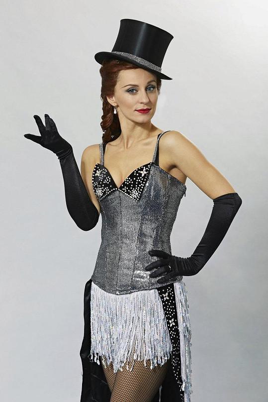Markéta Procházková jako Nicole Kidman