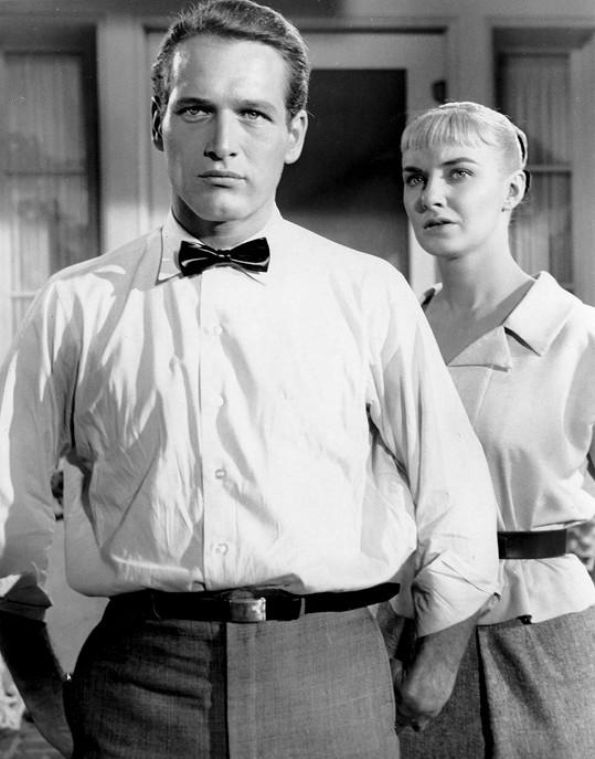 Setkání ve filmu Dlouhé horké léto (1958) bylo víc než osudové.