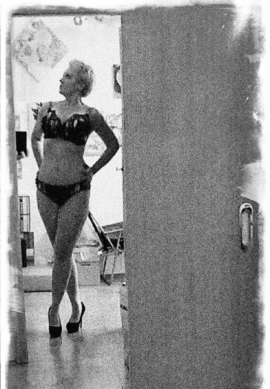 Kateřina Hamrová na sobě maká dál.