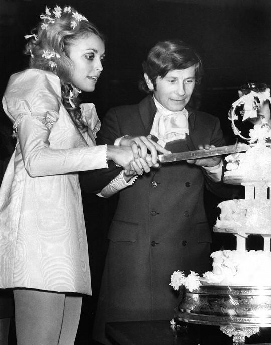 Hlavní hvězda a režisér filmu Ples upírů v sobě našli zalíbení při natáčení. Za pár měsíců byla svatba.