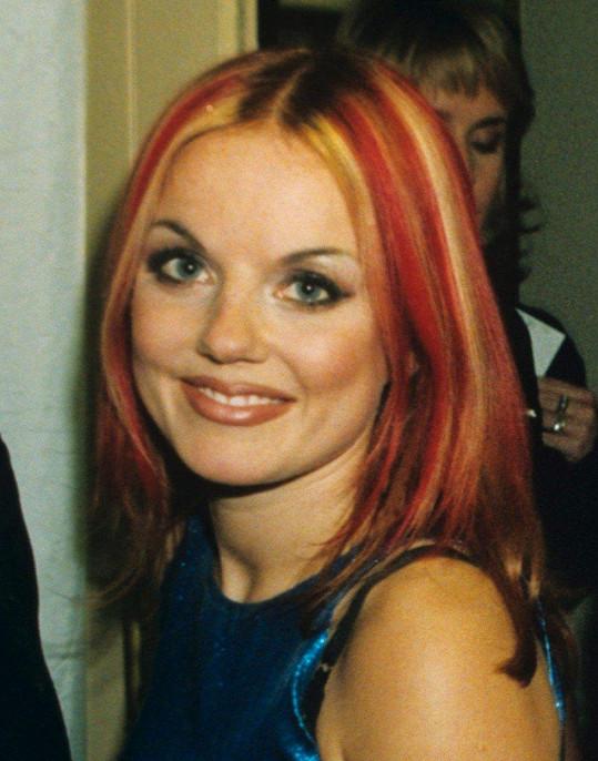 Tady na snímku z roku 1996
