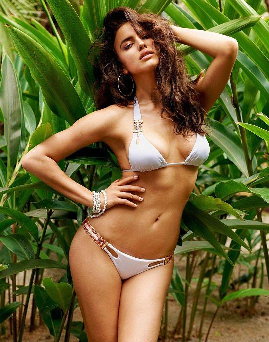 Irina patří k nejvíc sexy modelkám světa.