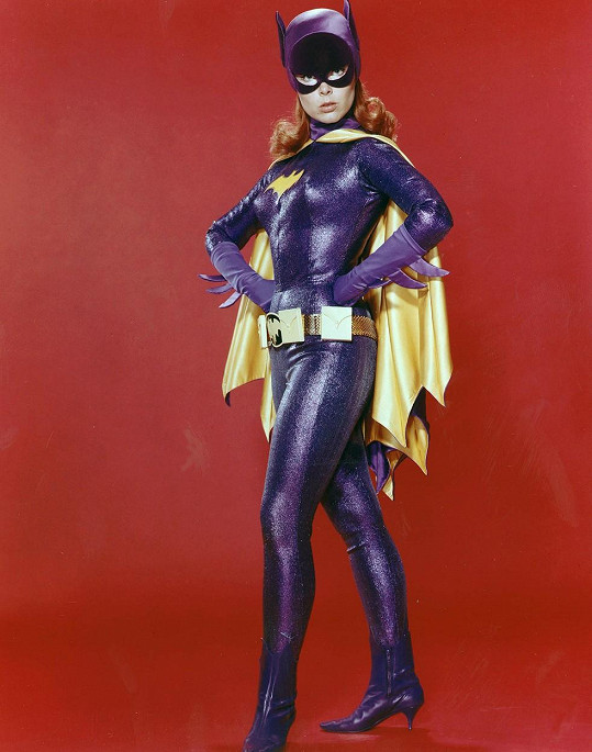Craig jako Batgirl v seriálu Batman ze 60. let