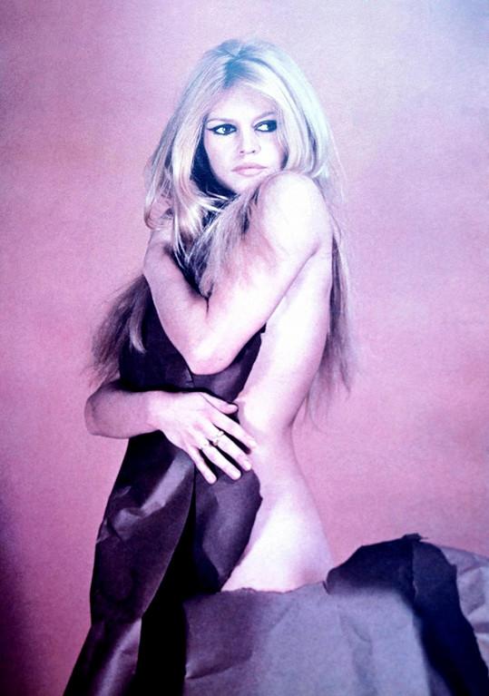 Brigitte si byla vědoma svých tělesných předností.