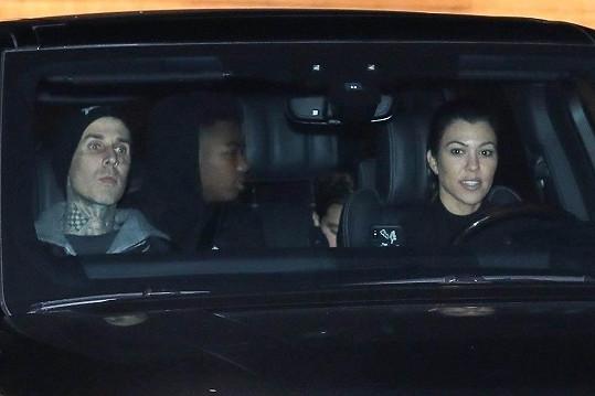 Kourtney Kardashian a Travis Barker prý tvoří nový hvězdný pár.