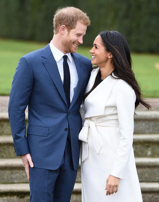 """""""Do Meghan jsem se zamiloval tak neskutečně rychle..."""" přiznal princ Harry v rozhovoru pro BBC."""