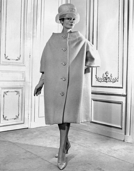 Jeho modely se vyznačovaly nadčasovostí. Foto z roku 1959.