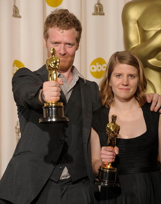Markéta Irglová a Glen Hansard získali roku 2008 Oscara za píseň k filmu Once.