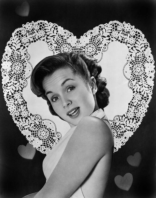 V 50. letech byla Debbie Reynolds hvězdou první velikosti.