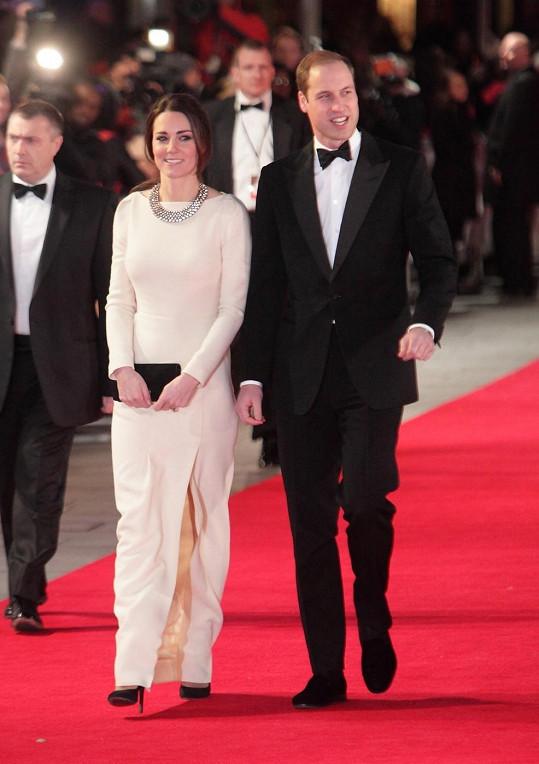 William a Catherine se opět účastňují řady společenských a charitativních událostí.