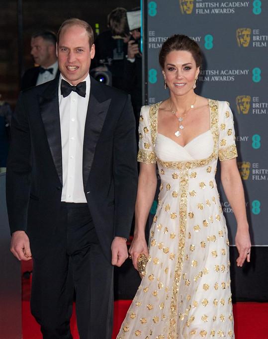 Kate a William mají prý nového člena rodiny.