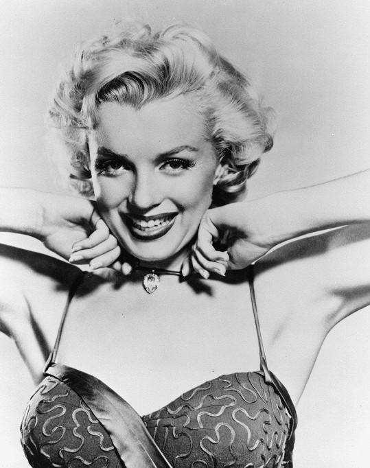 Předobrazem jí byla Marilyn Monroe.