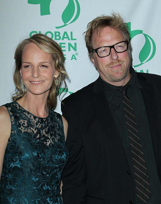 Helen Hunt s expartnerem Matthewem Carnahanem