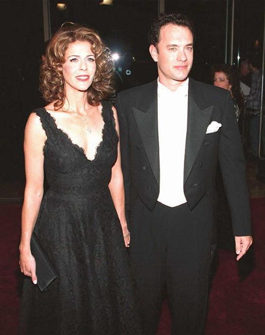 Pár v době svých začátků v roce 1995