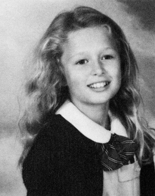 Paris Hilton byla celebritou už od malička.