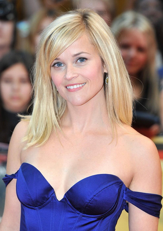 Takto si Reese Witherspoon pamatujeme.