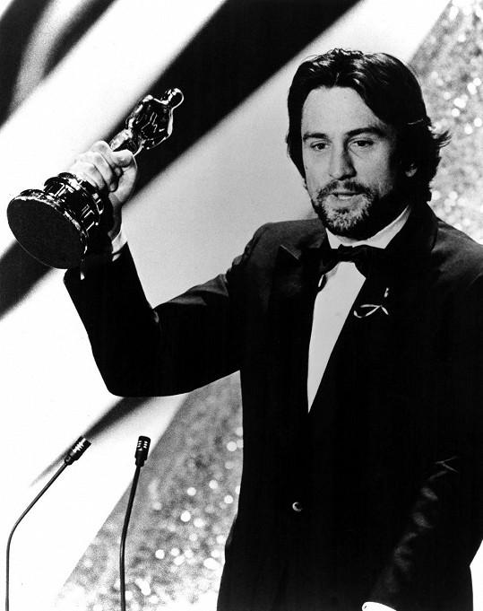 A vyneslo mu to Oscara.