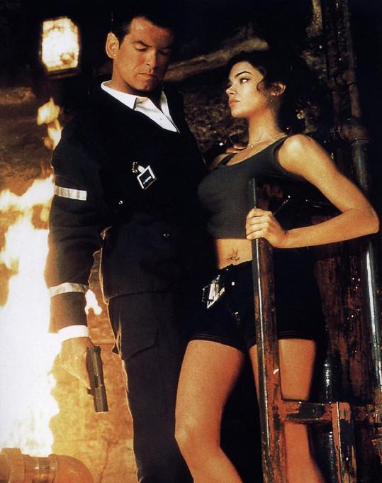 Prorazila díky roli Bond girl v Jeden svět nestačí.