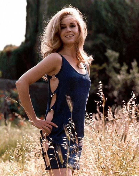 V 60. letech se věnovala i modelingu.