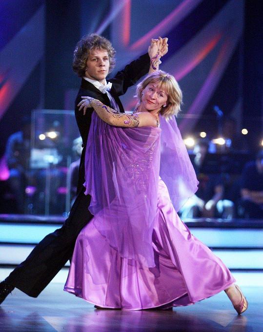 Vítězové třetí řady - Dana Batulková a Jan Onder