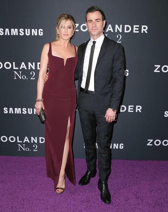 Manželé na premiéře Zoolandera 2