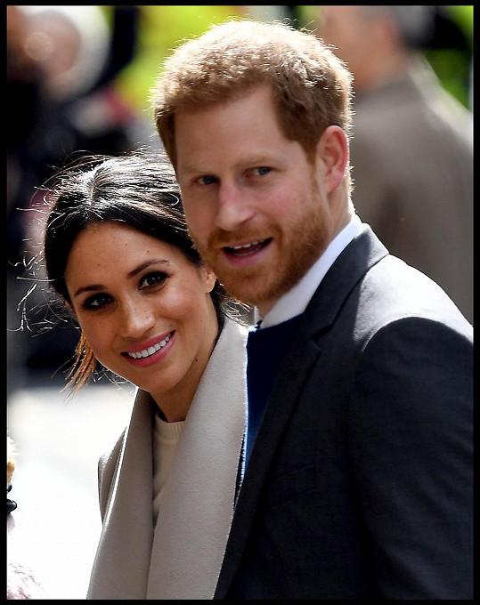 Harry a Meghan přesídlili z Velké Británie do USA.