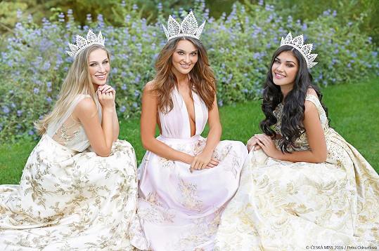 Loňské královny krásy